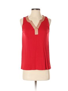 thredUP is the world's largest online thrift store where you can buy and sell high-quality secondhand clothes. Find your favorite brands at up to off. Online Thrift Store, Second Hand Clothes, Thrifting, Blouses, Brand New, Tank Tops, Red, Stuff To Buy, Women