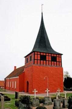 Svaneke Church, Bornholm