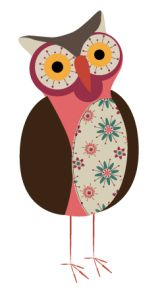 Day 330: Curious Atomic Owl