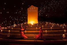 Yi Peng Lantern Festival (Thailand) - 20 awesome festivals from around the world