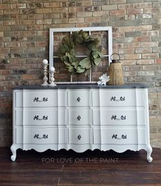 For Love Of The Paint Available Inventory Finished Pieces French Provincial Furniture Interior