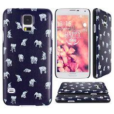Asnlove para Samsung Galaxy S5 I9600 funda carcasa plastica rígida dura policardonato cubierta de tapa trasera caso case completo designo pintura motivos-Elefantes blanco Asnlove http://www.amazon.es/dp/B00Y4JC9GG/ref=cm_sw_r_pi_dp_nqLIwb0JAMD5Z