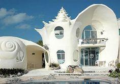 Shell House (Isla Mujeres, Mexico)