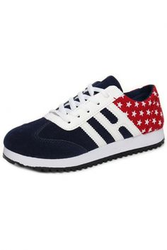 Classic Star Lace Up Sneakers