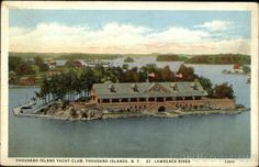 Yacht Club, St. Lawrence River