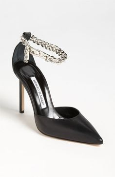 5106b34e0028 Manolo Blahnik  Taislao  Pump available at  Nordstrom Manolo Blahnik Heels