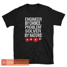 Engineer Tshirt //Price: $14.50    #clothing #shirt #tshirt #tees #tee #graphictee #dtg #bigvero #OnSell #Trends #outfit #OutfitOutTheDay #OutfitDay