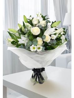 View our complete range of flower bouquets from Sheilas Flowers Bray. Flower Delivery available to Bray, Wicklow and Dublin. Pure Simple, Flowers Delivered, Send Flowers, Manchester, Pure Products, Table Decorations, Bags, Handbags, Dime Bags