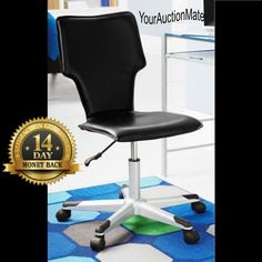 Student Office Chair Height Adjustment Laptop Table Computer Office Home Student #Modern