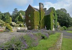 Bodidris Hall near Wrexham, Wales.