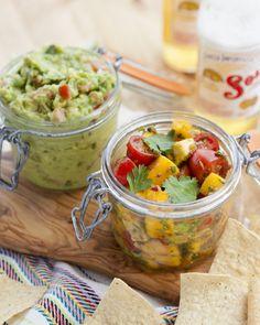 Smoky Mango & Avocado Salsa