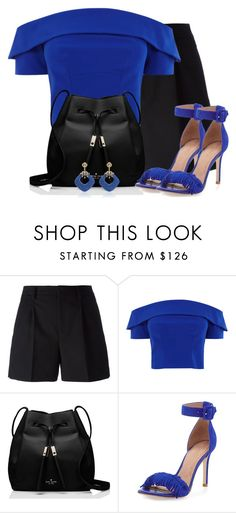 """""""Untitled #5722"""" by cassandra-cafone-wright ❤ liked on Polyvore featuring Yves Saint Laurent, Kate Spade and Joie"""