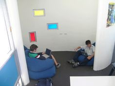 Canning Vale High School  Cave Space