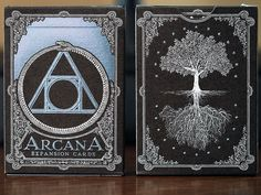 Playing Cards - Arcana Expansion Cards
