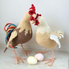 Mesmerizing Crochet an Amigurumi Rabbit Ideas. Lovely Crochet an Amigurumi Rabbit Ideas. Crochet Bird Patterns, Crochet Birds, Crochet Patterns Amigurumi, Cute Crochet, Crochet Animals, Crochet Designs, Crochet Dolls, Amigurumi Tutorial, Crochet Parrot
