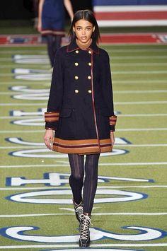 Tommy Hilfiger Autumn/Winter 2015 | Fashion, Trends, Beauty Tips & Celebrity Style Magazine | ELLE UK