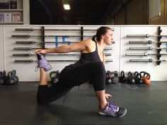 Maximizing Power for Runners and Lifters: Maintaining and Increasing Flexibility in the Hip Flexors