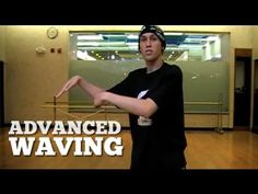 Hip Hop & Popping - ADVANCED WAVING - dance tutorial - YouTube Dance Information, Salsa Dance Lessons, Wave Dance, Social Dance, Tribal Dance, Dance Moves, Dance Workouts, Dance Routines, People Dancing