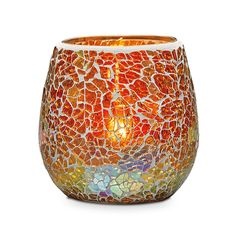 Iridescent Votive Holder