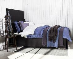 """Luksuriøse #sengelinned fra svenske #Himla. Farverne fås i ensfarvet hvid eller lys grå """"aluminium"""" Sætpris 799,- http://covermepure.com/dk/sengetoej.html #perfektgaveide #sengelinned #luksussengelinned #covermepure #Himla #bryllupsgave #morsdagsgave #luksustilmigogminmand #hverdagsluksus"""