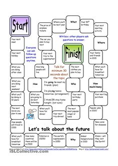 Board Game: Lets Talk about the Future