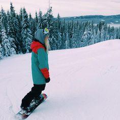 Dating en Pro snowboardåkare