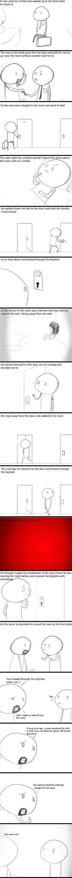 Ha I like the drawings on the last one he's just like...well dang