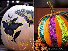 Trends in #pumpkin decor #IvoryBloom