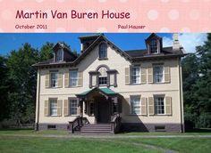 "My KODAK MOMENTS photo book ""Martin Van Buren House"" by Paul Hauser. Small book"