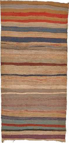 Rag Rug I am obsessed. Textiles, Textile Patterns, Textile Art, Rug Inspiration, Hand Hooked Rugs, Home Goods Decor, Fabric Rug, Magic Carpet, Tribal Rug