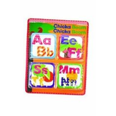 Chicka Chicka Car Seat ABCs