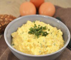 Het recept voor de lekkerste zelfgemaakte eiersalade