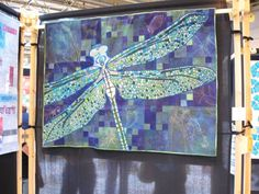 I had a fun day out at The Festival of Quilts  in Birmingham yesterday. I went to the festival for the first time a couple of years ago  and...