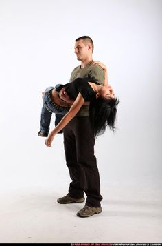 Image from Photo Reference For Comic Artists - 103632010_03_couple_carrying_wounded_01.jpg