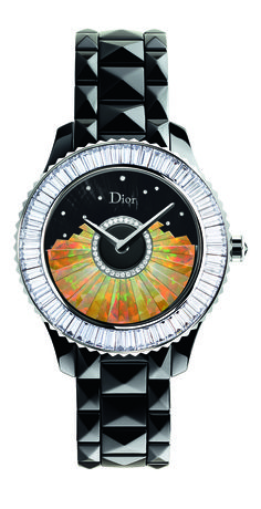 Victoire-de-Castellane for Dior.  Women's watch