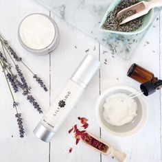 On your marks, get set… shop our NEW skincare! This moisturising duo soothes, nourishes & protects, day and night ❤ Mineral Cosmetics, Flatlay Styling, Vegan Beauty, Alcoholic Drinks, Lily, Make Up, Skin Care, Glass, Lavender