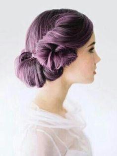 Love this hair colour.