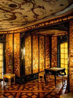 Salão chinês por pingallery * - Pagodenburg