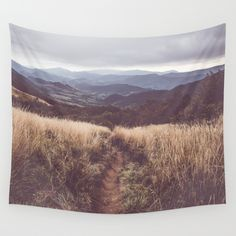 Buy Bieszczady Mountains Wall Tapestry by EwKaPhoto. Worldwide shipping available at Society6.com. Just one of millions of high quality products available.