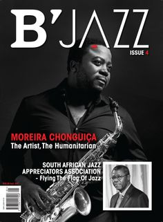 B`Jazz Issue 4 Jazz, Wicked, African, Magic, Cover, Artist, Movie Posters, Fictional Characters, Jazz Music
