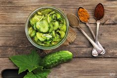 Preserves, Pickles, Sprouts, Cucumber, Vegetables, Ethnic Recipes, Food, Preserve, Essen