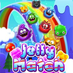 Jelly Match is a free Bubble Shooter Games. You can play the game on smartphone and tablet (iPhone, iPad, Samsung, Android devices and Windows Phone)