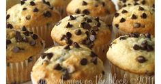 I crave chocolate chip muffins almost daily. I can't go to Tim Horton's without getting one. They're so good. Soft and fluffy with just the...