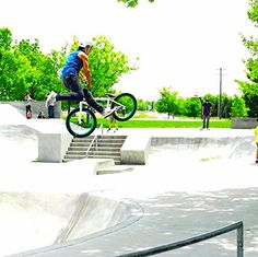 I love BMX and I will never give it up.
