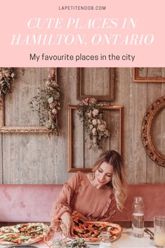 I saved this Pin for this Freakin AWESOME Wall Installation that consists of various sizes of Pic Frames and Flowers alone. The article is a Great Bonus! Hamilton Ontario Canada, Ottawa Canada, Toronto Pictures, Ontario City, Oakville Ontario, Toronto Travel, Canadian Travel, Romantic Places, Instagram Worthy
