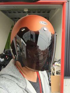 Got s new helmet!
