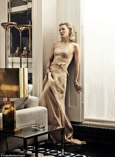 Cate Blanchett in Giorgio Armani Privé gown