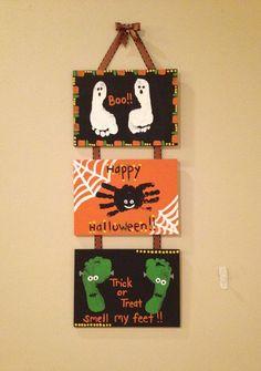Toddler Halloween Bag Craft - 30  Creative Halloween Ideas  <3 <3