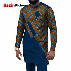 2019 African Men Shirt Plus Size Dashiki Tops Ankara Blouse Long Sleeve Outwear Tribal Dress Shirts Slim Fit AFRIPRIDE A1912010 Africa Clothing  - AliExpress Latest African Wear For Men, Latest African Men Fashion, African Shirts For Men, Nigerian Men Fashion, African Dresses Men, African Attire For Men, African Clothing For Men, African Clothes