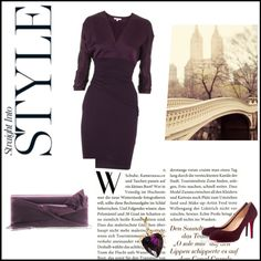 """Romantic sophistication"" by gilleastwood on Polyvore"